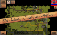 Infantry, Cavalry and Artillery