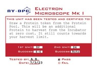 Infection Equipment Card 1