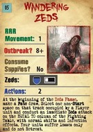 Dawn of the Zeds Card 1