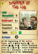 Dawn of the Zeds Card 2