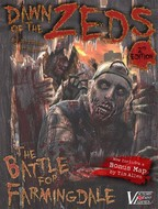 Dawn of the Zeds Cover (Front)